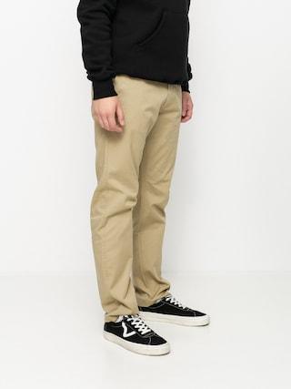 Kalhoty RVCA The Weekend Stretch (khaki)