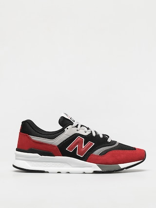Boty New Balance 997 (red/grey)