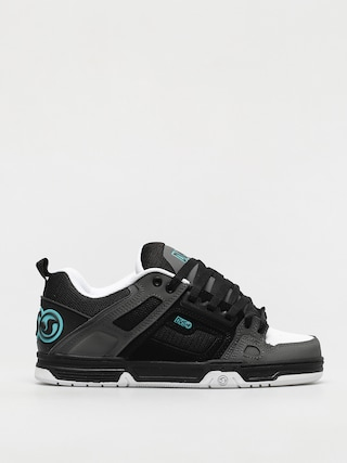 Boty DVS Comanche (black charcoal white turquois nubuck)
