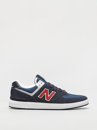 Boty New Balance All Coasts 574 (navy/red)