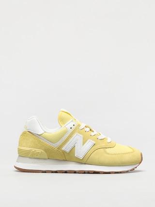 Boty New Balance 574 Wmn (yellow)