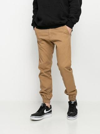 Kalhoty Prosto Chino Jogger (carmel)