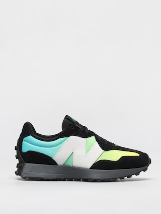 Boty New Balance 327 (black summer jade)