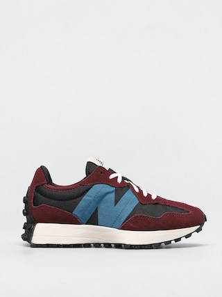 Boty New Balance 327 Wmn (classic burgundy/lt rouge wave)