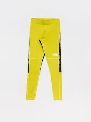 Leginy The North Face Mountain Athletics Tight Wmn (citronelle green)