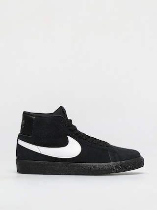 Boty Nike SB Zoom Blazer Mid (black/white black black)