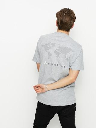 Tričko eS Expansion (grey/heather)