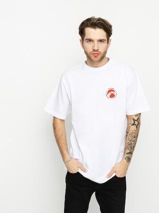 Tričko MassDnm Worldwide (white)