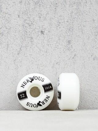 Kolečka Nervous Classic Flat (white)