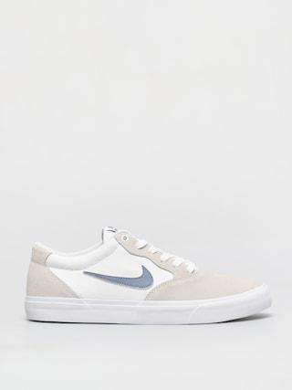 Boty Nike SB Chron Solarsoft (white/ashen slate white white)