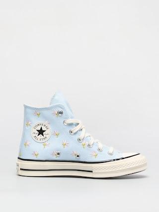Tenisky Converse Chuck 70 Hi Wmn (light blue/cream)