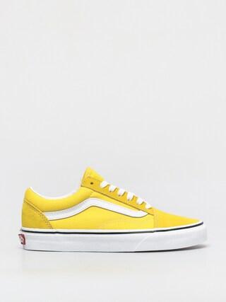 Boty Vans Old Skool (cyber yellow/true white)