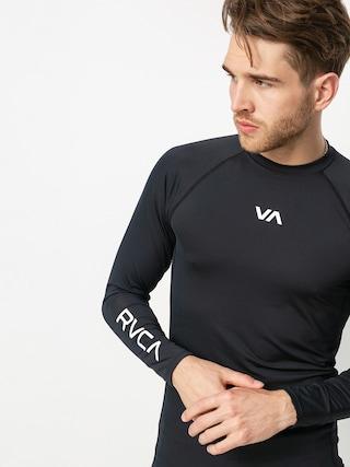 Triko RVCA Sport Rashguard (black)