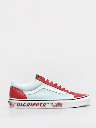 Boty Vans Style 36 (se bikes big ripper/red/plume/reflective)