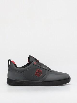 Boty Etnies Culvert (dark grey/black/ red)