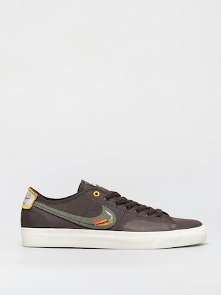 Boty Nike SB X Daan Van Der Linden Blazer Court (baroque brown/medium olive light bone)