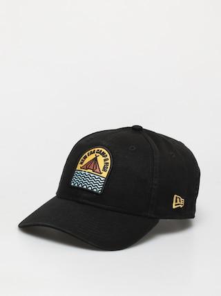 Kšiltovka  New Era Camp Patch 9Forty ZD (black)