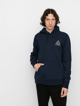 Mikina s kapucí HUF Essentials TT HD (navy blazer)