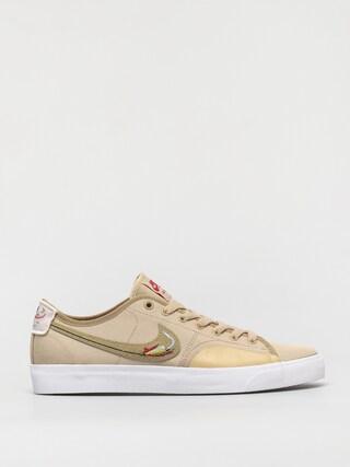 Boty Nike SB X Daan Van Der Linden Blazer Court (grain/parachute beige light bone sail)