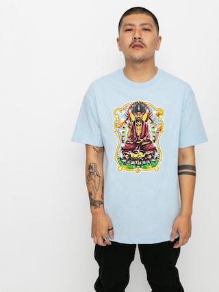 Tričko DGK Buddha (powder blue)