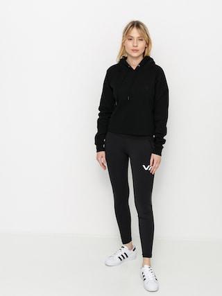 Mikina s kapucí Volcom Truly Stoked HD Wmn (black)