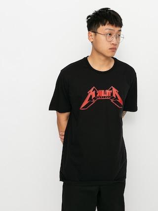 Tričko Malita Metallica (black)