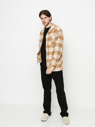 Košile Quiksilver Lyneham (oatmeal lyneham)