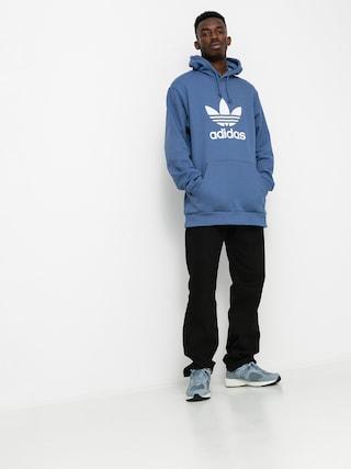 Mikina s kapucí adidas Originals Trefoil HD (creblu)
