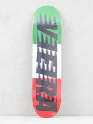Deska Pizza Skateboards Vieira Speedy (green/white/red)
