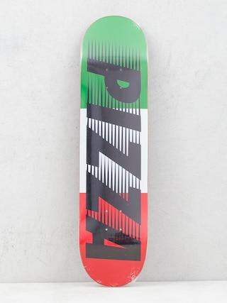Deska Pizza Skateboards Speedy (green/white/red)