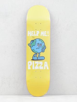Deska Pizza Skateboards Climate (yellow)