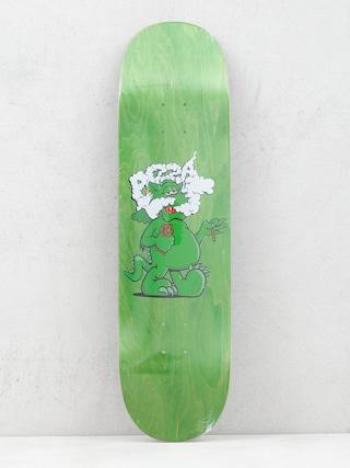 Deska Pizza Skateboards Puff (green)