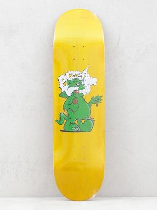 Deska Pizza Skateboards Puff (yellow)