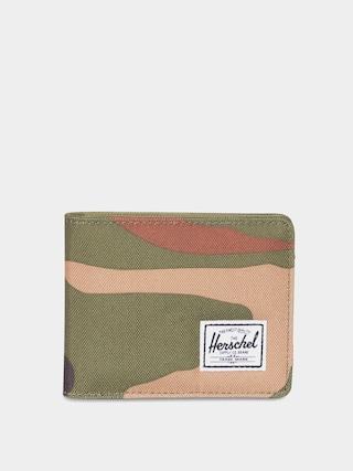 Peněženka Herschel Supply Co. Roy Rfid (woodland camo)