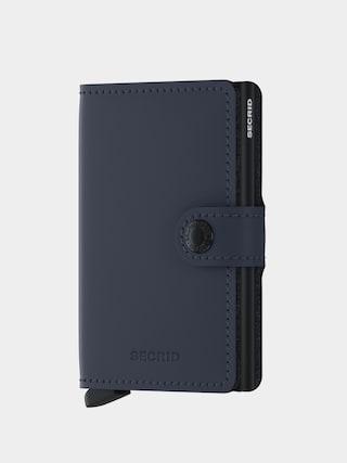 Peněženka Secrid Miniwallet (matte night blue)