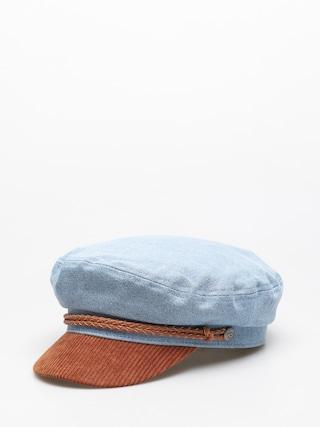 Klobouk s kšiltem Brixton Bosmanka Ashland Cap Wmn (70s blue)