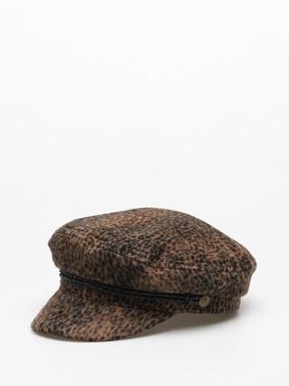 Klobouk s kšiltem Brixton Bosmanka Ashland Cap Wmn (leopard)