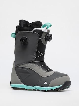 Boty na snowboard Burton Ruler Boa (gray/teal)