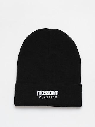 Čepice MassDnm Classics (black)