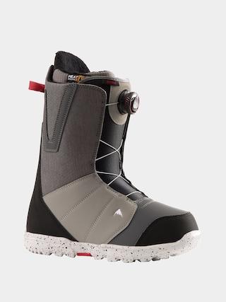 Boty na snowboard Burton Moto Boa (gray)