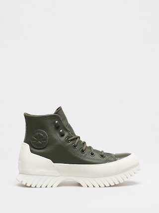 Boty Converse Chuck Taylor All Star Lugged Winter 2.0 (olive/chocolate)