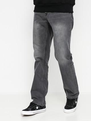 Kalhoty Volcom Solver Denim (fade to black)