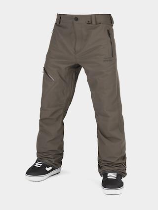Snowboardové kalhoty  Volcom L Gore Tex (dark teak)