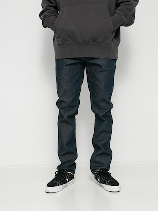 Kalhoty Volcom Vorta Denim (grey indigo rinse)