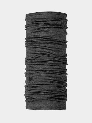 Šátek Buff Lightweight Merino Wool (solid grey)