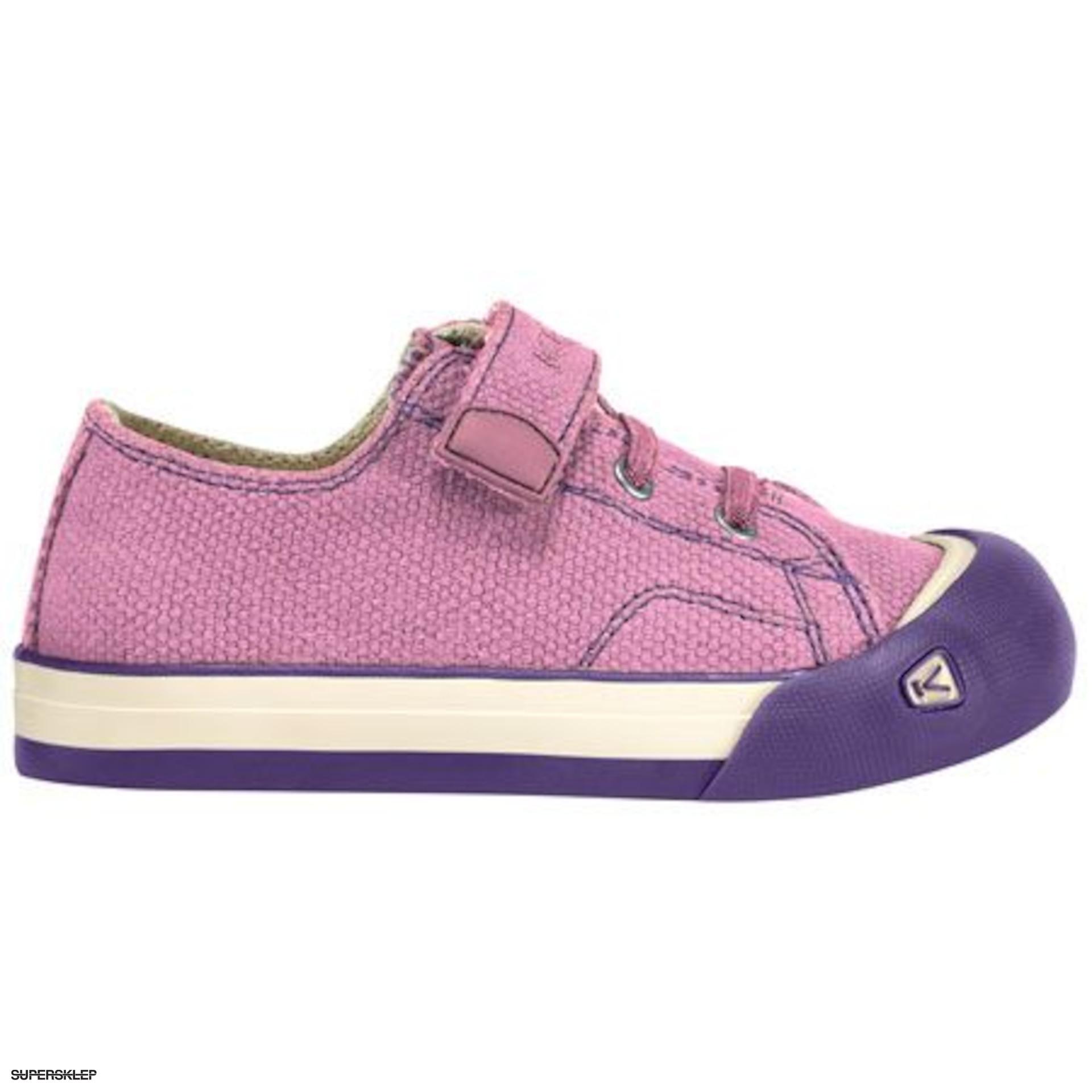 Dětské boty Keen Coronado Lace (crocus loganberry) 61ef58c3dc9