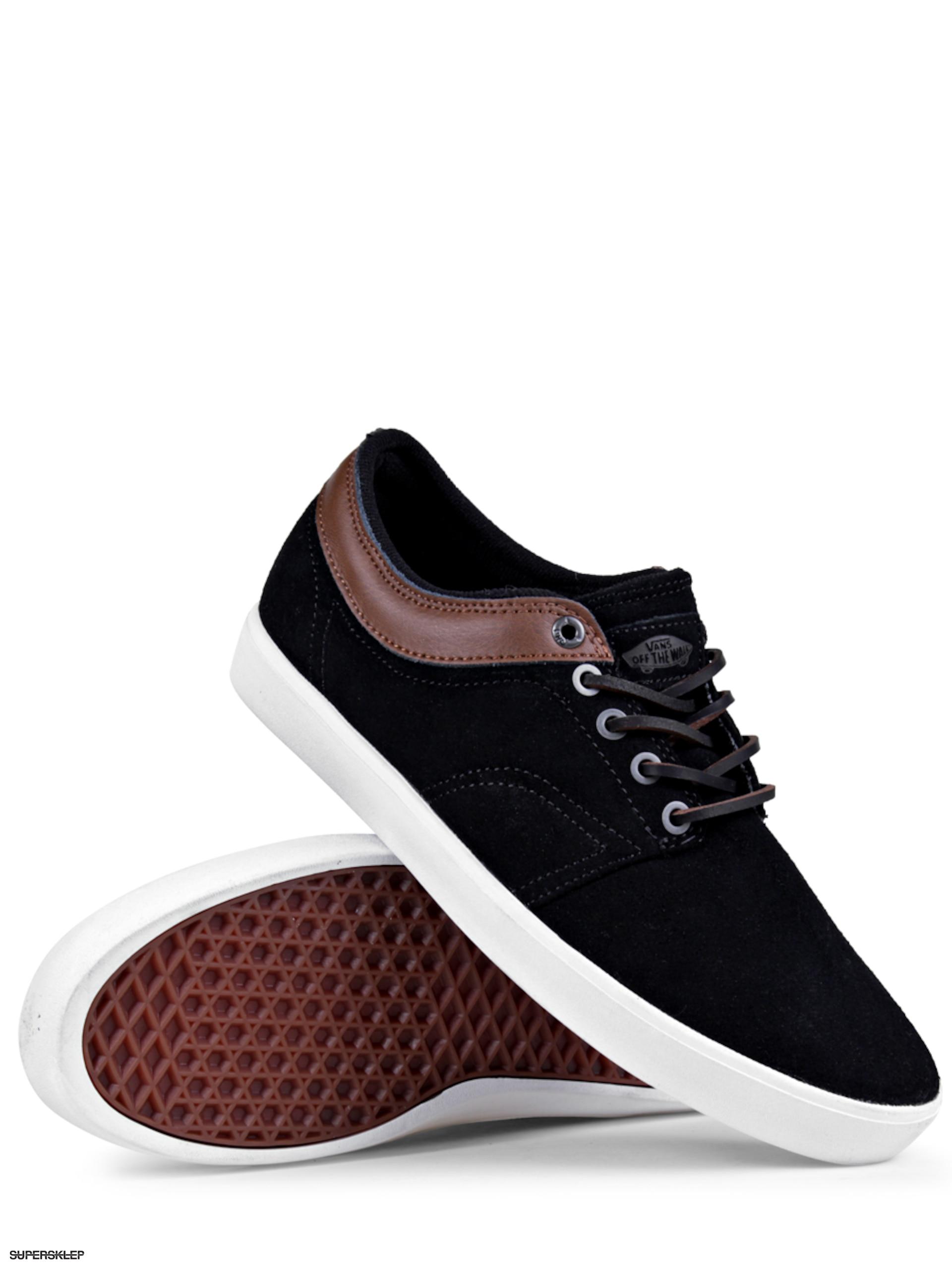 97dfc54122 Boty Vans Pacquard (black brown white)