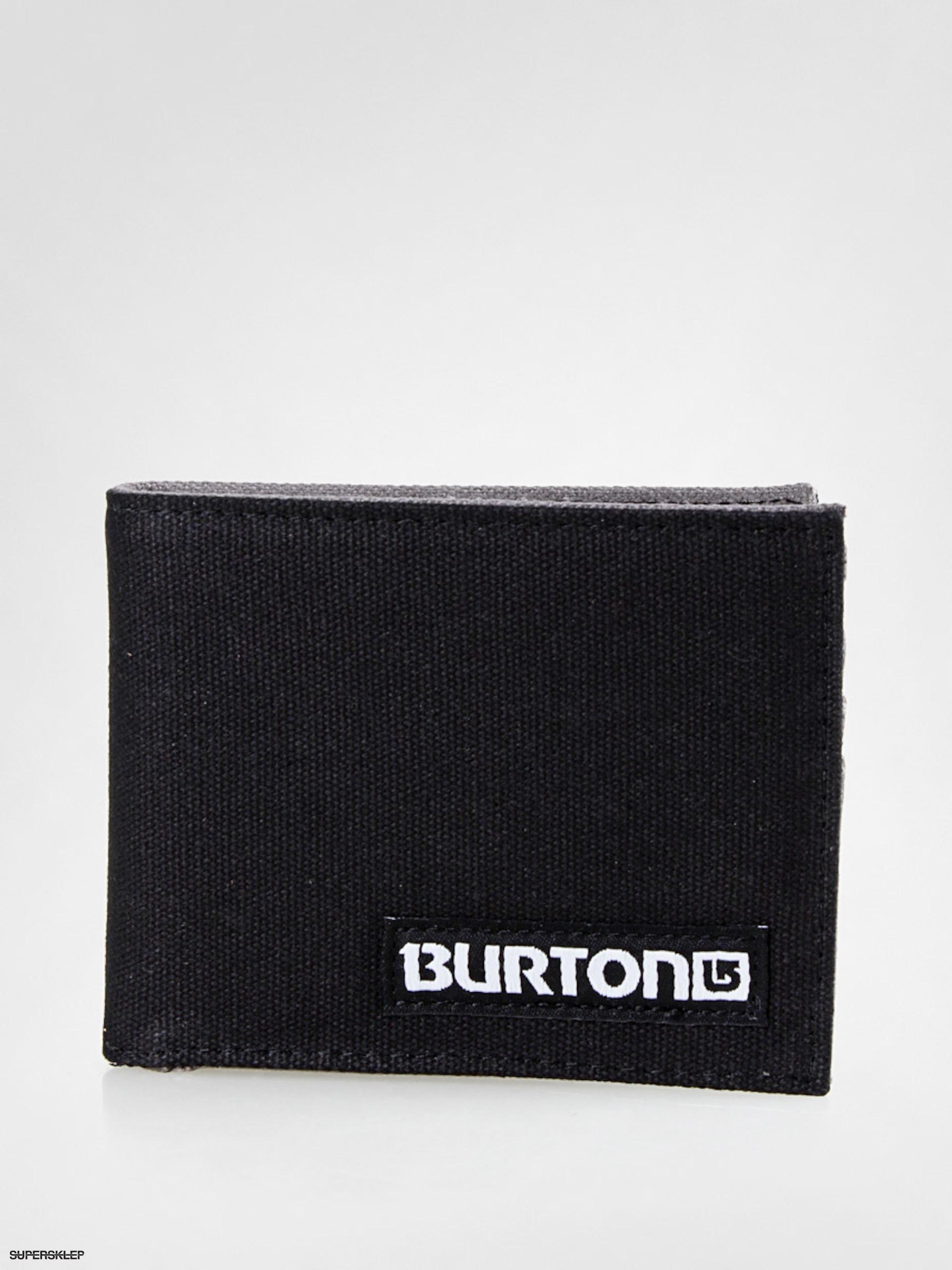 Peněženka Burton Mansfield (true black) 4ad5cc1590