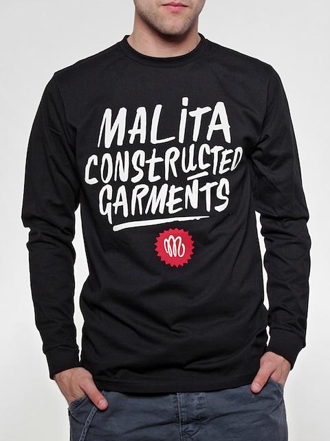 Tričko s dlouhým rukávem Element Malita Constructed Brush