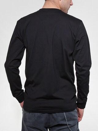 Tričko s dlouhým rukávem Element Malita Constructed Brush (black)